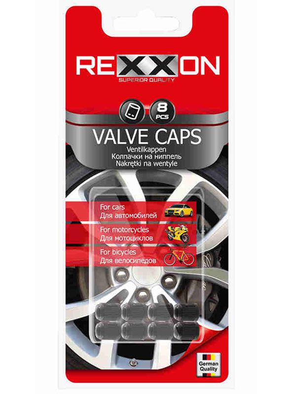 Колпачки на ниппель Rexxon 6-6-3-1-1