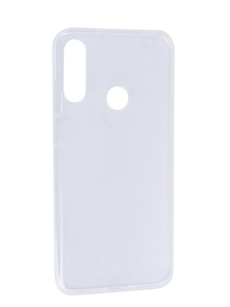 Чехол Neypo для Huawei Y6 2019 Silicone Transparent NST11480