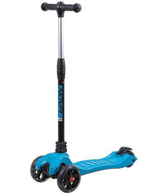 цена на Самокат Novatrack RainBow Blue 120W.RAINBOW.BL9