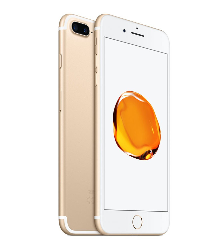 Сотовый телефон APPLE iPhone 7 Plus - 128GB Gold FN4Q2RU/A восстановленный цена 2017