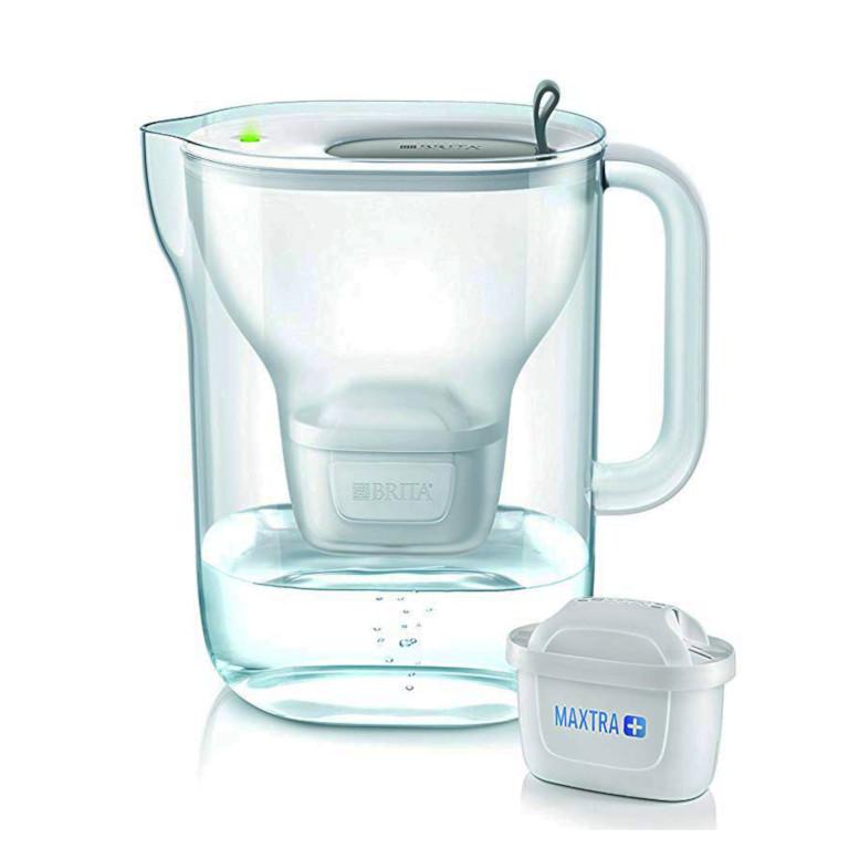 Фильтр для воды Brita Style MX+ LED Grey