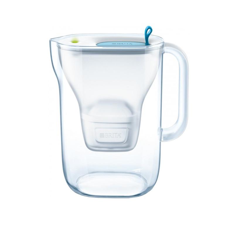 Фильтр для воды Brita Style MX+ LED Blue