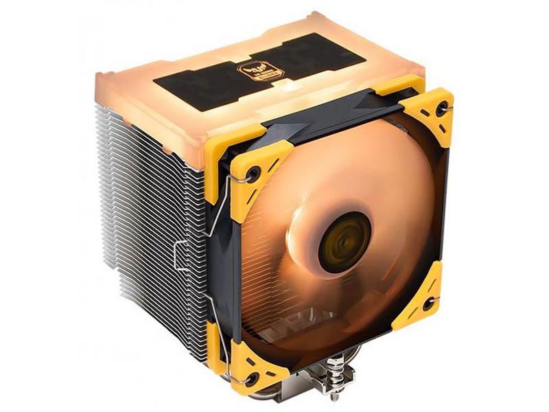 Кулер Scythe Mugen 5 TUF Gaming Alliance SCMG-5100TUF (LGA 2066/LGA 1151/LGA 1151-v2/LGA 1155/LGA 1150/LGA 2011-3/LGA 2011/LGA 1156/AM3+/LGA 1366/FM2+/FM2/AM3/LGA 775/AM2+/AM2)
