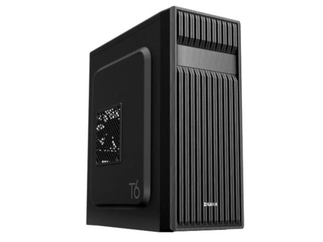 Корпус Zalman Mini Tower ZM-T6 Black