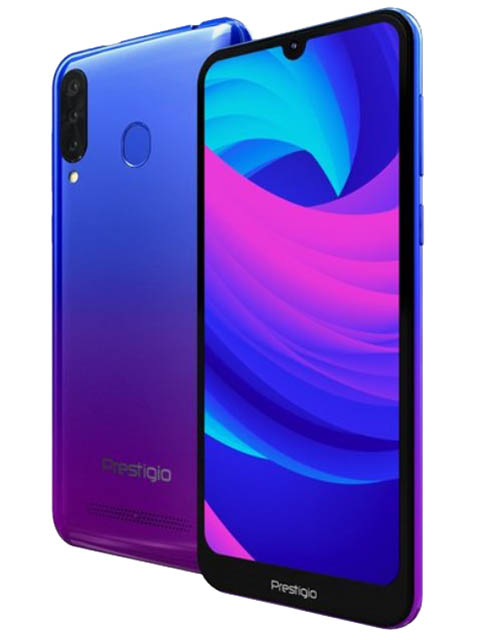 Сотовый телефон Prestigio S Max Ultraviolet PSP7610DUO