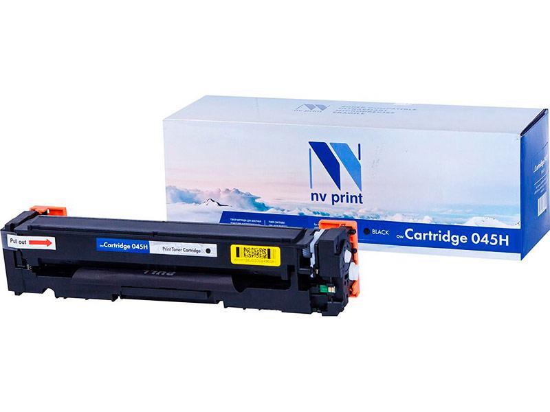 Картридж NV Print NV-045H Black для Canon i-SENSYS LBP611Cn/LBP613Cdw/MF631Cn/MF633CDW/MF635Cx