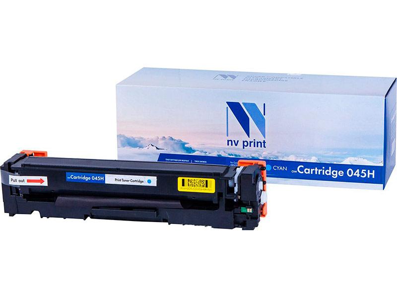 Картридж NV Print NV-045H Cyan для Canon i-SENSYS LBP611Cn/LBP613Cdw/MF631Cn/MF633CDW/MF635Cx
