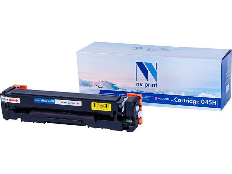 Картридж NV Print NV-045H Magenta для Canon i-SENSYS LBP611Cn/LBP613Cdw/MF631Cn/MF633CDW/MF635Cx