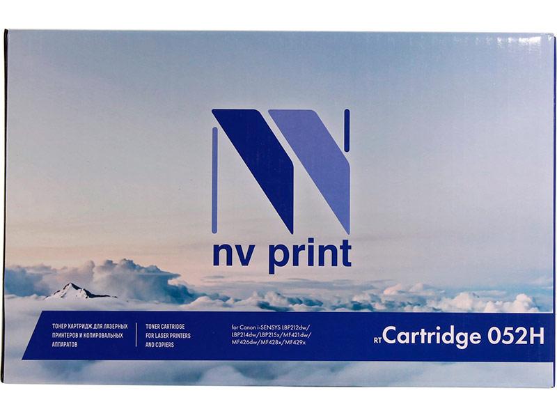 Картридж NV Print NV-052 для Canon i-SENSYS LBP212dw/LBP214dw/LBP215x/MF421dw/MF426dw/MF428x/MF429x