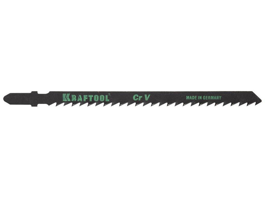Пилка Kraftool T344D по дереву/ДВП/ДСП 2шт 159522-4