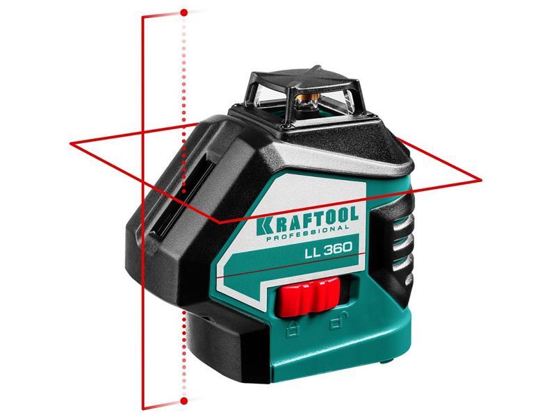 Нивелир Kraftool LL360-3 34645-3