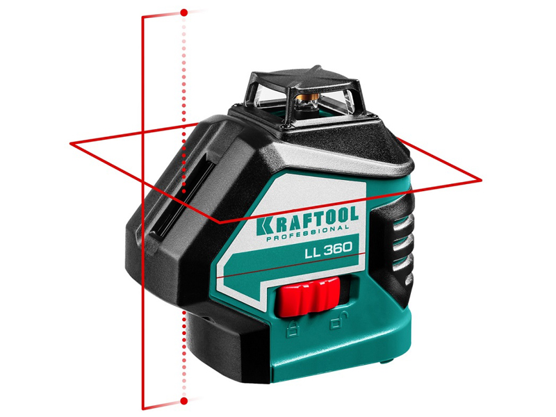 Нивелир Kraftool LL360-4 34645-4