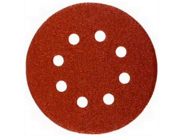 Шлифовальный круг Stayer Master P40 125мм 5шт 35452-125-040