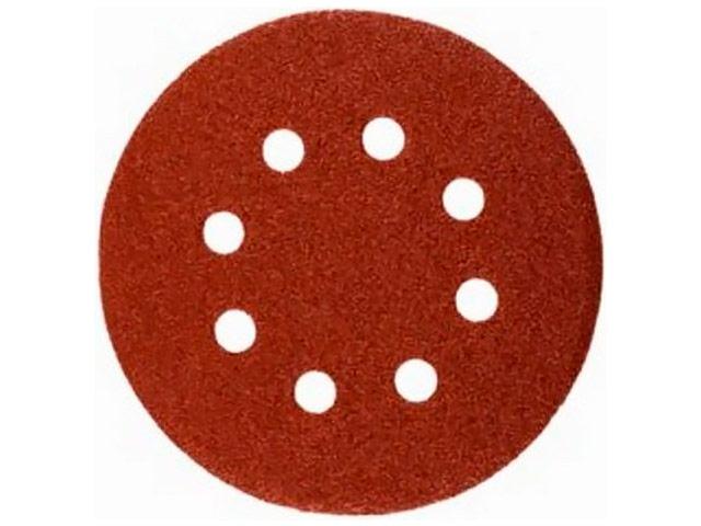 Шлифовальный круг Stayer Master P80 125мм 5шт 35452-125-080