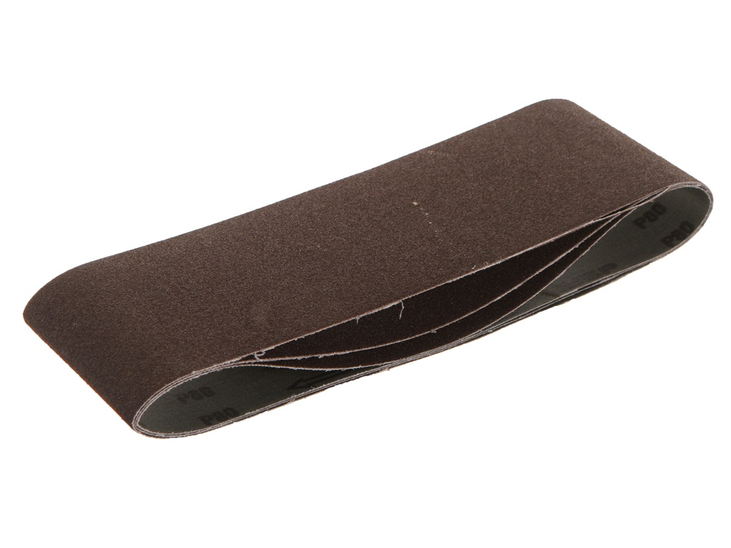 Шлифовальная лента Зубр Мастер P80 100x610mm 35543-080