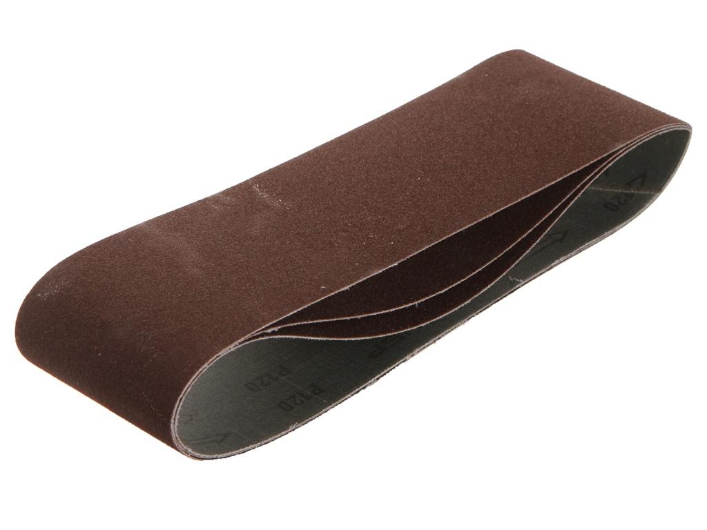 Шлифовальная лента Зубр Мастер P120 100x610mm 35543-120