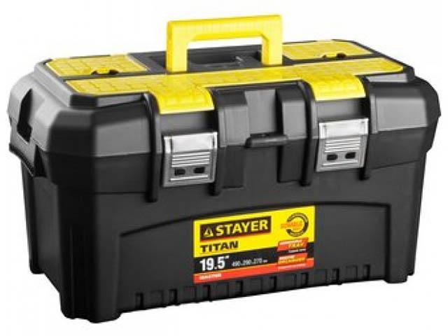Ящик для инструментов Stayer Titan-19 38016-19