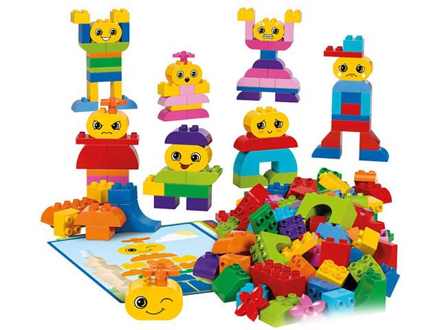 Конструктор Lego Эмоциональное развитие ребенка 45018