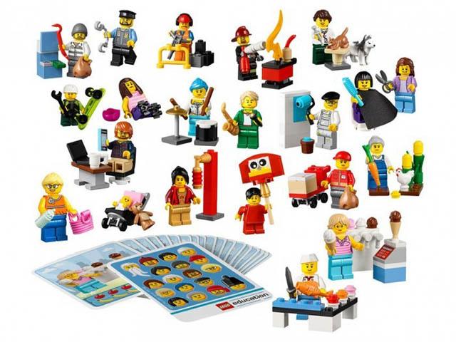 Конструктор LEGO Education PreSchool DUPLO Городские жители 45022