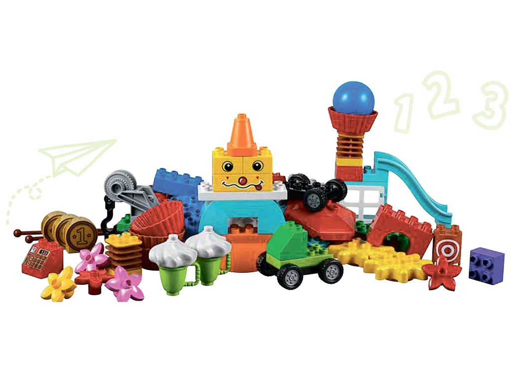 LEGO Education PreSchool DUPLO Планета STEAM 45024