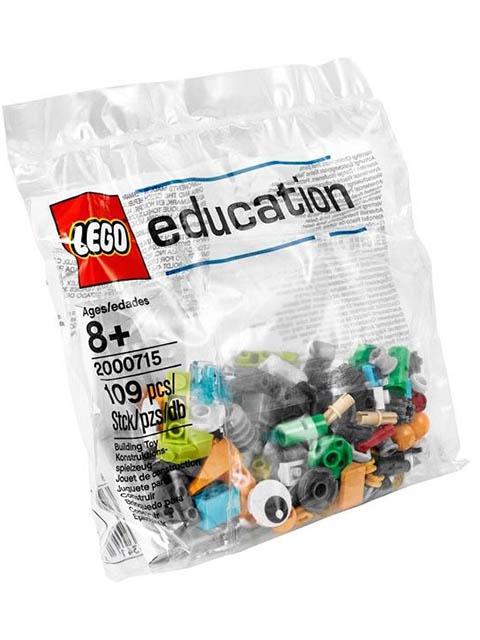 Конструктор Lego Education Набор с запасными частями WeDo 2.0 2000715 стартовый комплект для класса lego education wedo