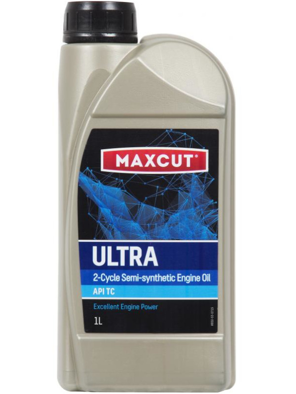 Масло MAXCut Ultra 2T Semi-Synthetic 1.0L 850930715