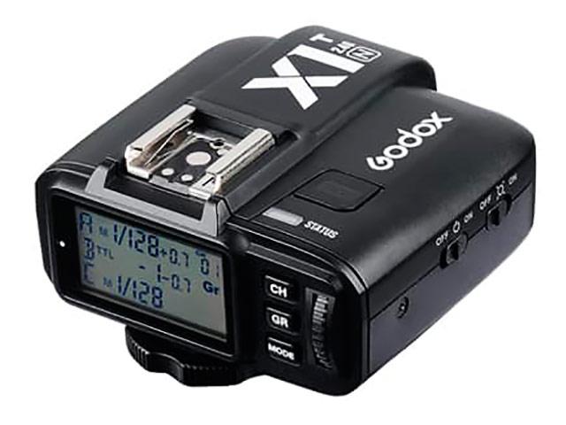 Радиосинхронизатор Godox X1T-C TTL для Canon 26368