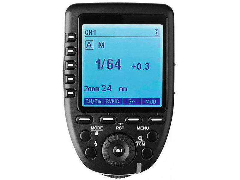 Радиосинхронизатор Godox Xpro-S TTL для Sony 26362