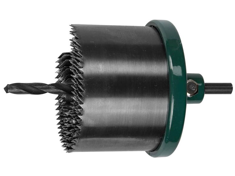 Коронка Kraftool 25-32-38-45-50-56-62x42mm 29580-H7-42 по дереву