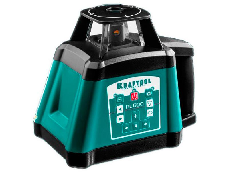 Нивелир Kraftool RL600 (34600)