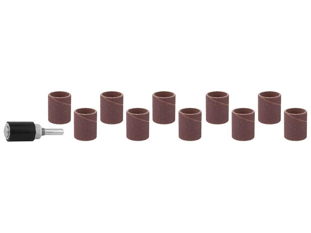 Насадка Stayer Цилиндр шлифовальный, абразивный 10шт 29918-H10