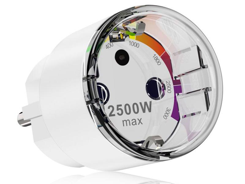 Розетка Digma DiPlug 100S White DPL101