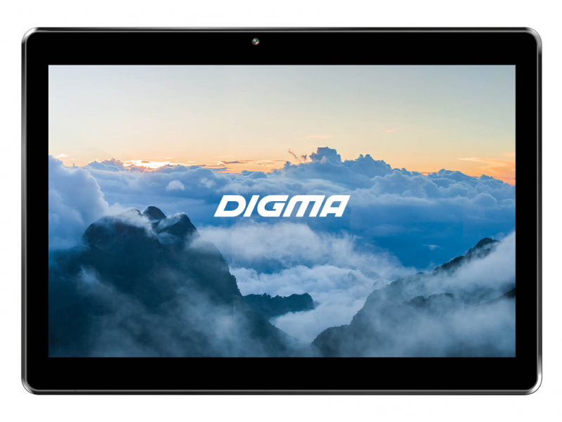 Планшет Digma Plane 1585S 4G Black PS1202PL (Spreadtrum SC9832E 1.3 GHz/1024Mb/8Gb/GPS/3G/Wi-Fi/Bluetooth/Cam/10.1/1280x800/Android)