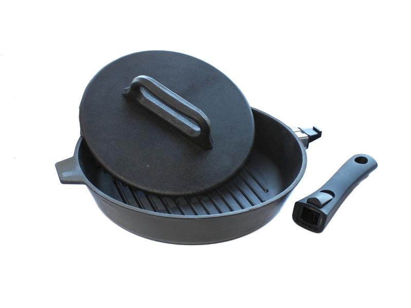 Сковорода Камская посуда 28cm гс8063