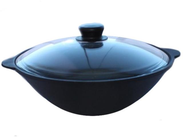 Сковорода Камская посуда 3.5L вок36