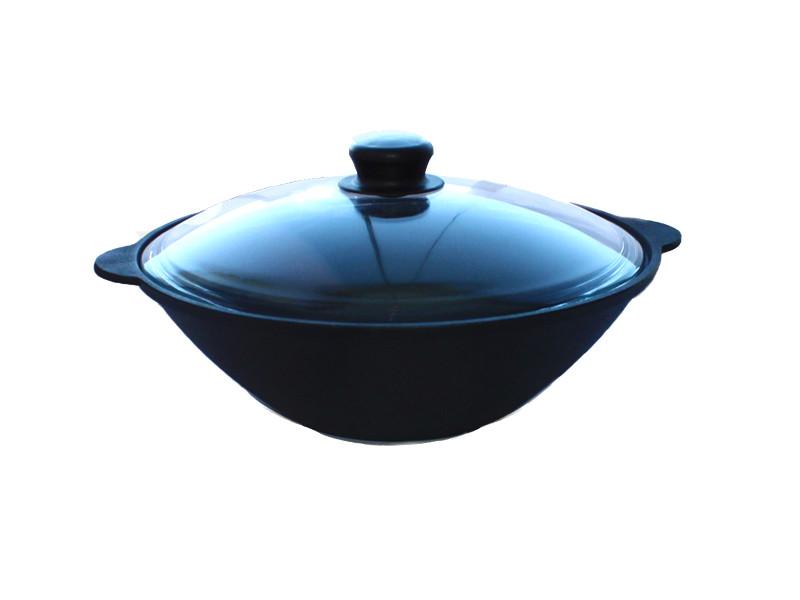 Сковорода Камская посуда 2.7L вок28