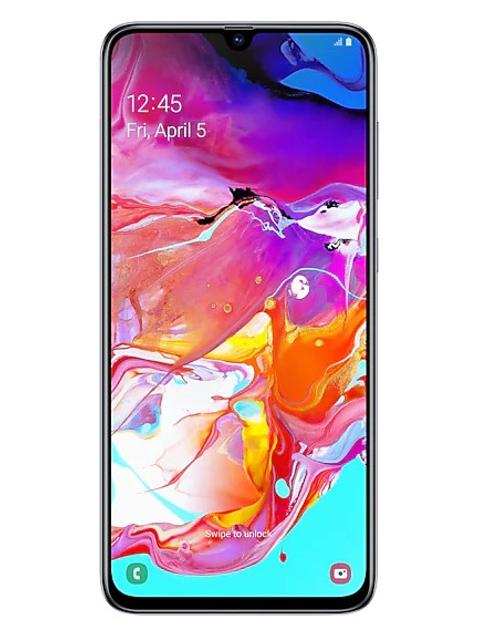 Сотовый телефон Samsung Galaxy A70 White