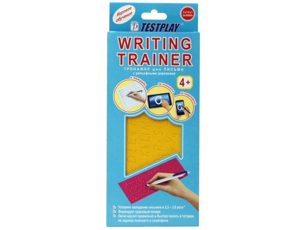 Пособие Тренажер для письма Testplay Английский язык Т-0091
