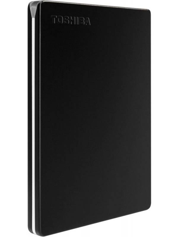 Жесткий диск Toshiba Canvio Slim 2Tb Black HDTD320EK3EA