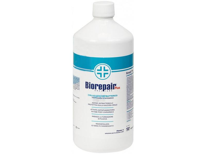 Ополаскиватель для полости рта Biorepair Plus Antibacterial Mouthwash 1L GA1349000