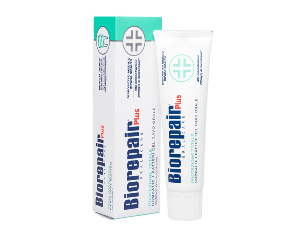 Зубная паста Biorepair Plus Total Protection 75ml GA1260700