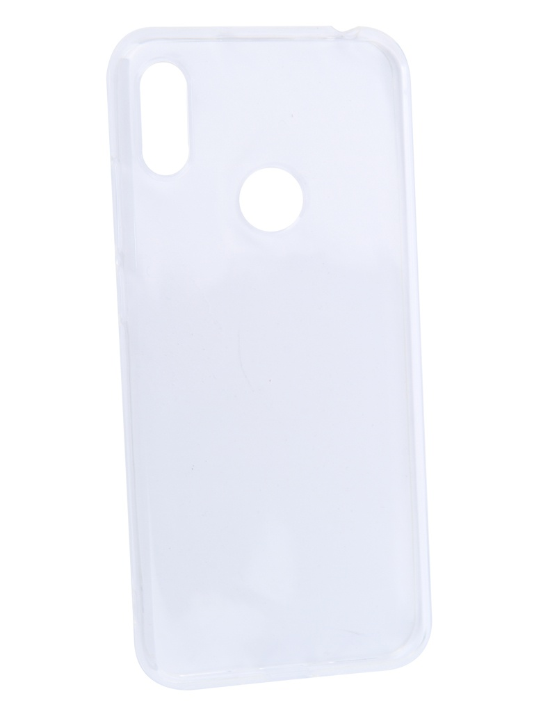 Чехол iBox для Huawei Y6 2019 Crystal Transparent УТ000017076