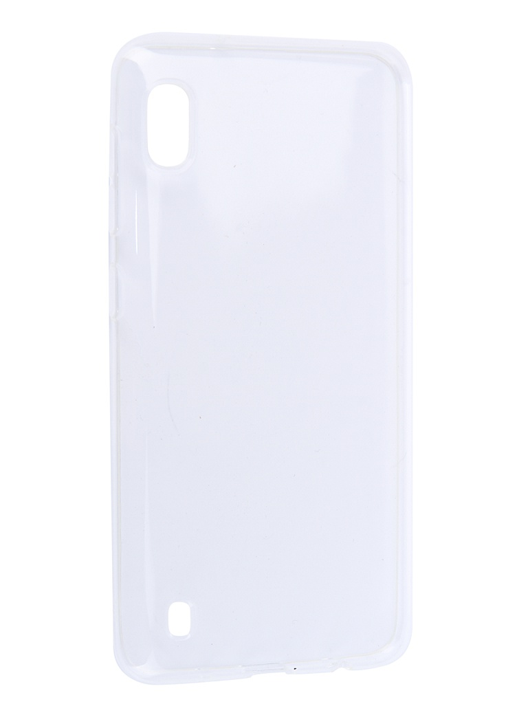 Аксессуар Чехол iBox для Samsung Galaxy A10 Crystal Transparent УТ000017416 аксессуар чехол для samsung galaxy s9 ibox crystal silicone transparent