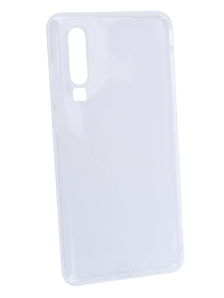 Аксессуар Чехол iBox для Huawei P30 Crystal Transparent УТ000017745