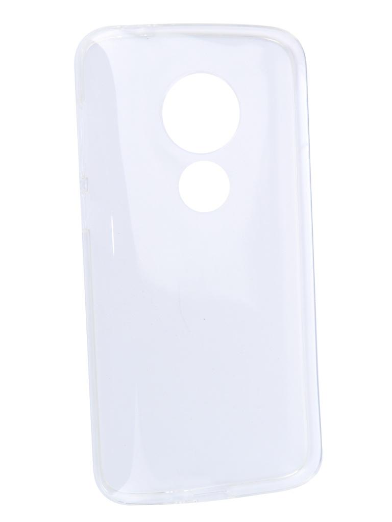 Аксессуар Чехол iBox для Motorola Moto E5 Play Crystal Transparent УТ000017735 аксессуар чехол onext для motorola moto g5s silicone transparent 70525