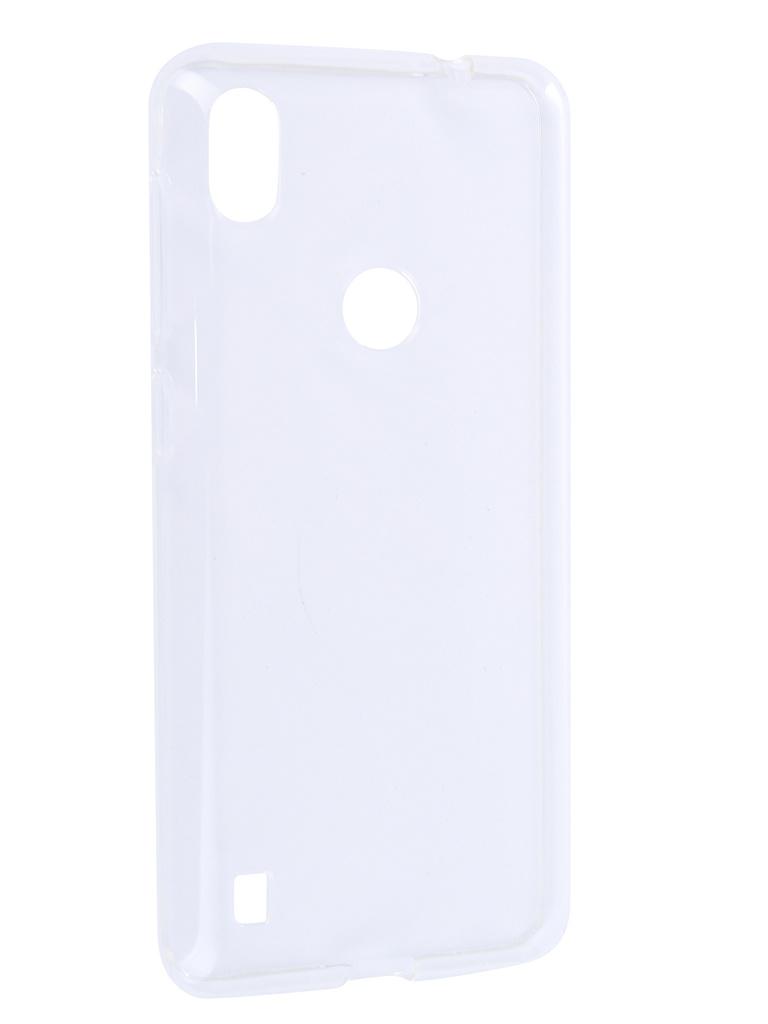 Аксессуар Чехол iBox для ZTE Blade A530 Crystal Transparent УТ000017383 аксессуар чехол zte blade a515 aksberry black