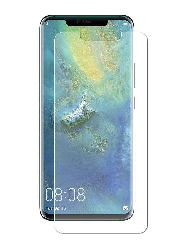 Аксессуар Защитное стекло Vitherum для Huawei Mate 20 Pro Aqua 3D Transparent VTHAQU0011