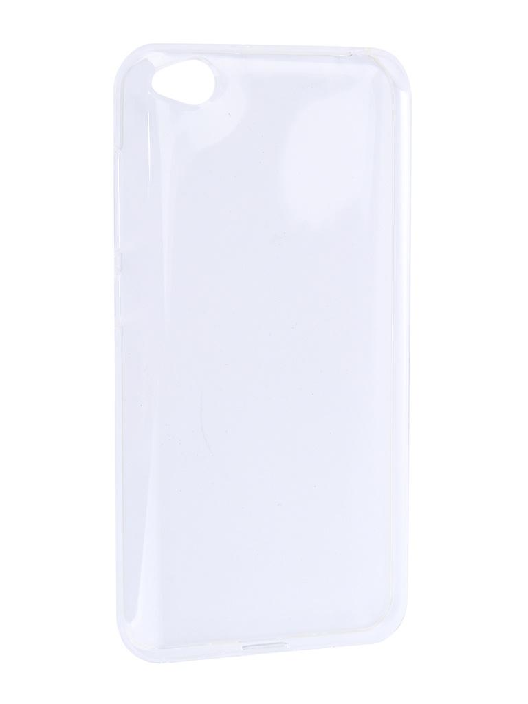 Аксессуар Чехол iBox для Xiaomi Redmi Go Crystal Transparent УТ000017581 аксессуар чехол для xiaomi redmi 5a ibox crystal silicone transparent