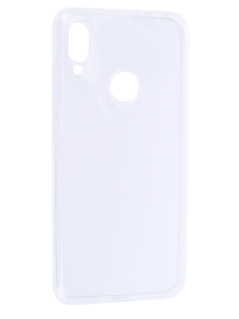 Аксессуар Чехол iBox для Xiaomi Redmi Note 7 Crystal Transparent УТ000017579
