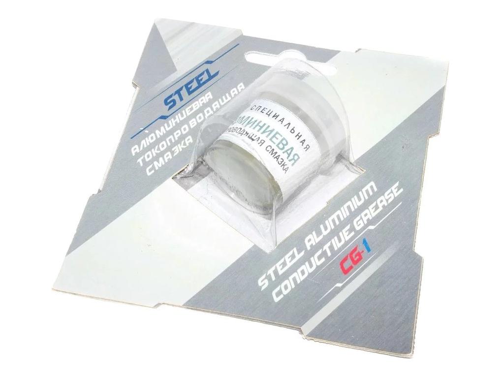 Токопроводящая смазка Steel CG-1 HOME 5g